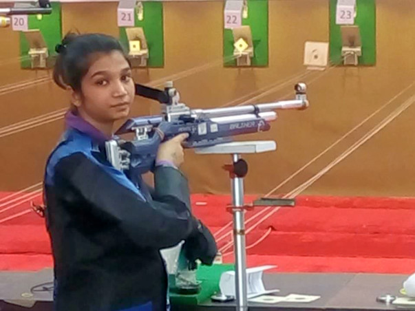 Help Priya, A National Level Shooter - Needs Fund To Buy Air Rifle