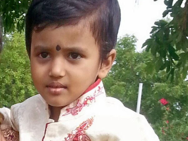 Help 4 year old Sankalp get a bone marrow transplant