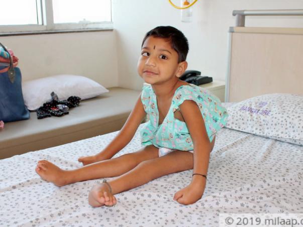 Ruchitha needs your help!