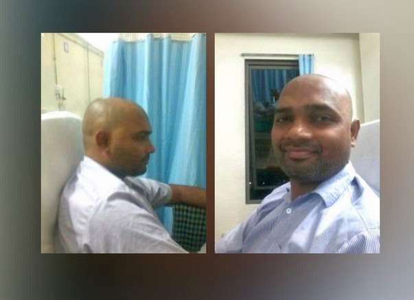 Help Harsha To Fight with Cancer
