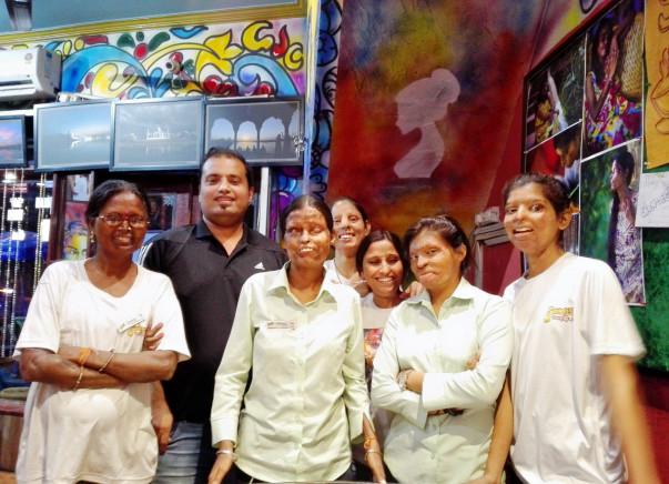 Help Shajan to Support Women  Acid Attack Survivors