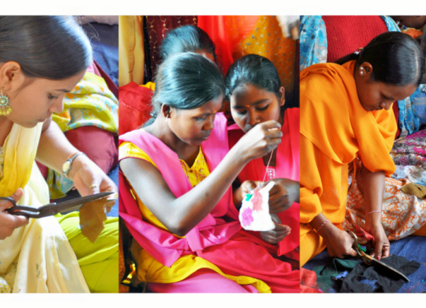 I am raising funds for assuring steady stipend of 15 women and 4 men artisans for this year. Would you be our patron?