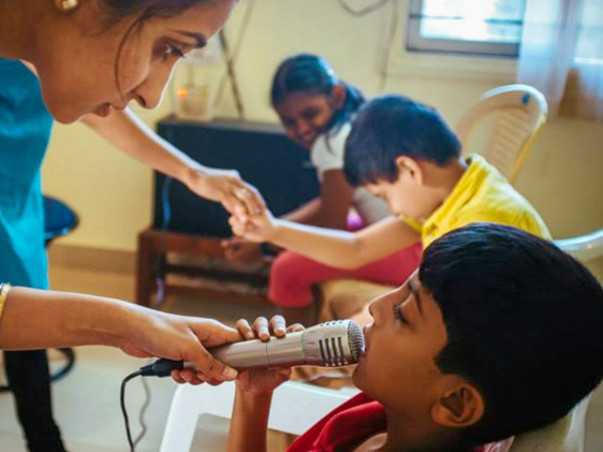 I am running the Bangalore Marathon to help autistic children through music therapy