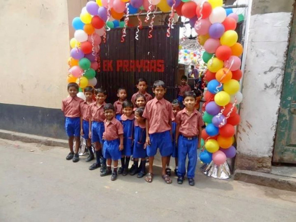 Empower Ek Prayaas Children To Have Their Own Free High School