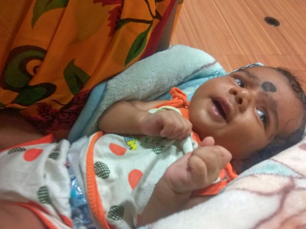 Help 2-month-old baby who was born with his bladder outside his body
