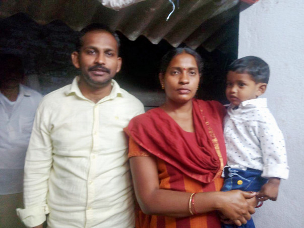 Help This New Mother Of Twins Suguna Undergo A Brain Aneurysm Surgery