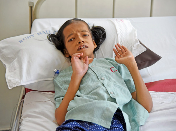 Help Revati fight heart failure
