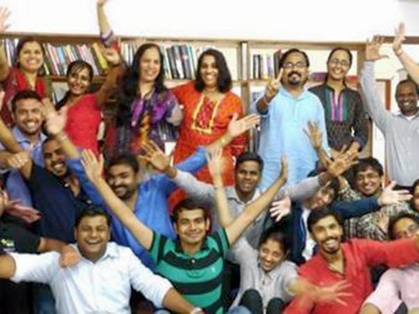 I am running a marathon  dreamRun 2015 - For a better India
