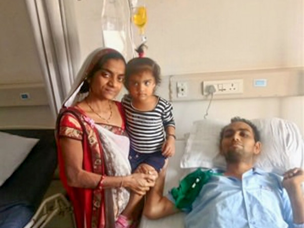 Help Mehul Ode Afford Pancreatis Treatment