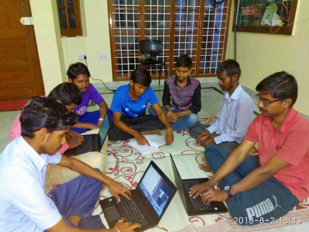 Admission fee For 30+ economically disabled students for education
