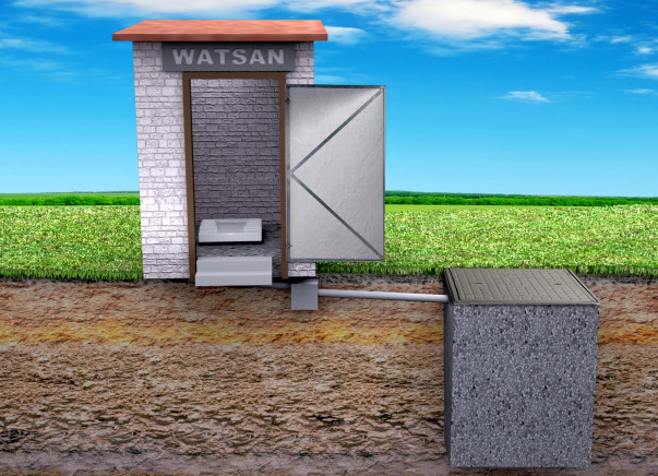 I am fundraising to watsan follows market led sanitation solution for low income people of Bihar