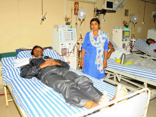 Help Arif Undergo Kidney Transplant,The Only Breadwinner OF The Family