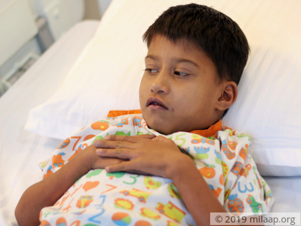 5-Year-Old Who Faints Often Due To Weak Heart May Die Without Help