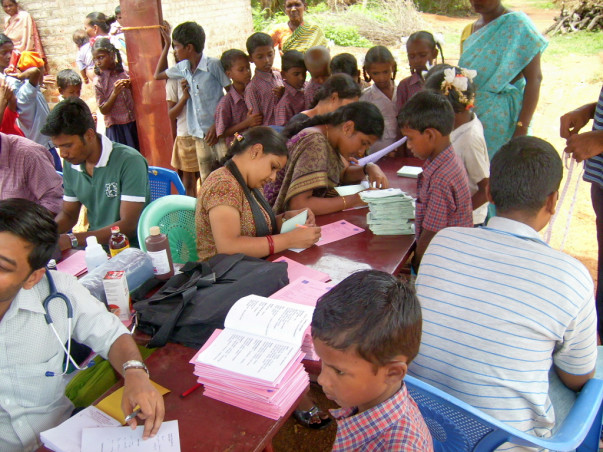 I'm pledging my Bengaluru marathon to provide safe healthcare to underprivileged children in Tamil Nadu.