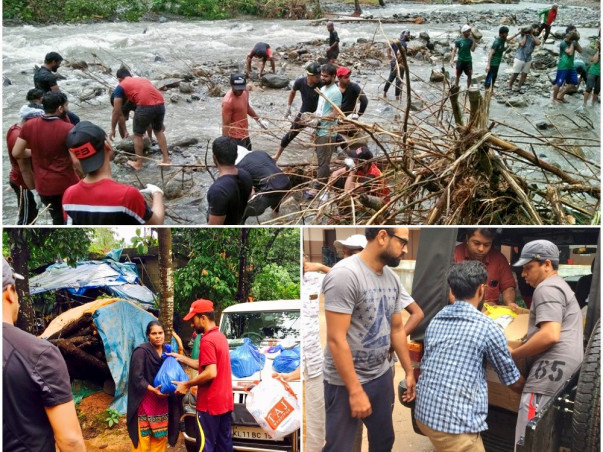 Help 400 families in Wayanad and Kozhikode to get back to normalcy