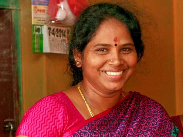 Sponsor a rural mother in Trichy for breast cancer screening