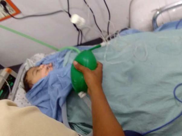 Help 9-months-Old Shaurya Fight Cancer