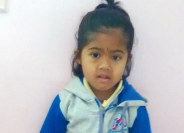 Help Baby Saanvi Thalassemia