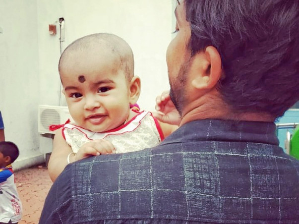Help My Daughter Ahona With Bone Marrow Transplant
