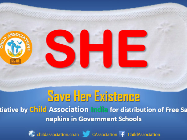 CAI SHE- Sanitary Napkin Distribution Initiative