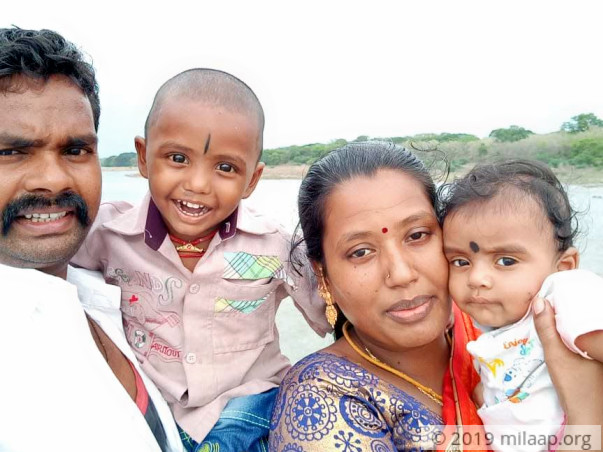 Without an urgent Liver Transplant Ashwin may not survive