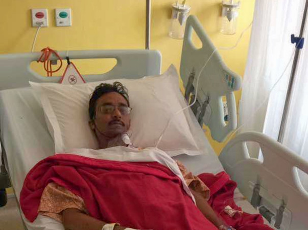 Help Arshad for Bone marrow transplant, he is in medanta now