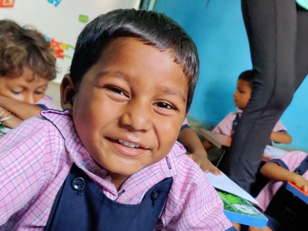 Help Children Get Access To Pre-Primary Education