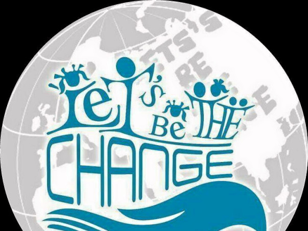 Let's Be The Change