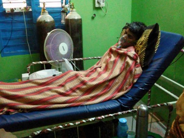 Help Balakrishnan to Undergo Lung Transplant