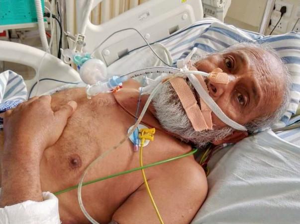 Help Saifudeen fight cancer