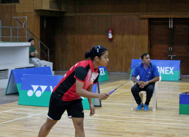 Help Unnati Make A Name For India In International Badminton