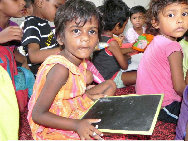 Quality Education for Slum Children