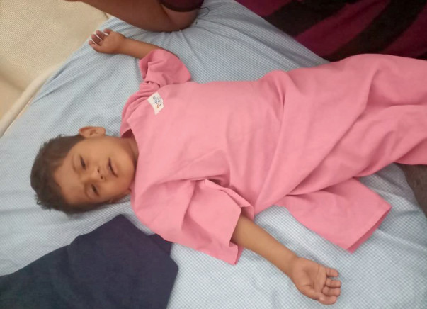 Help 2-year-old Nihaal Fight Liver Disease