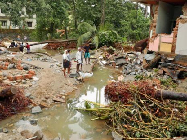 If you can't help hundred Kerala Flood Victims then help just one