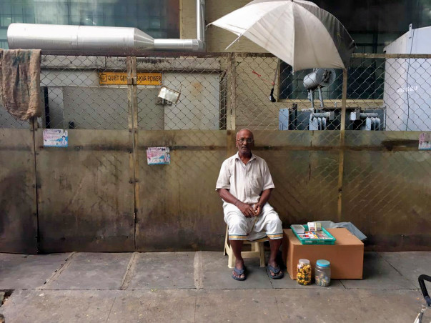 Help Radhakrishnan set up his shop