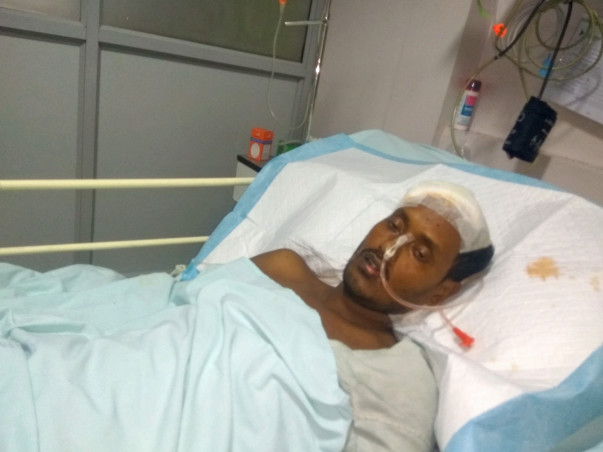 A Life-Saving Gesture Almost Cost Nirmal His Life, He needs our help