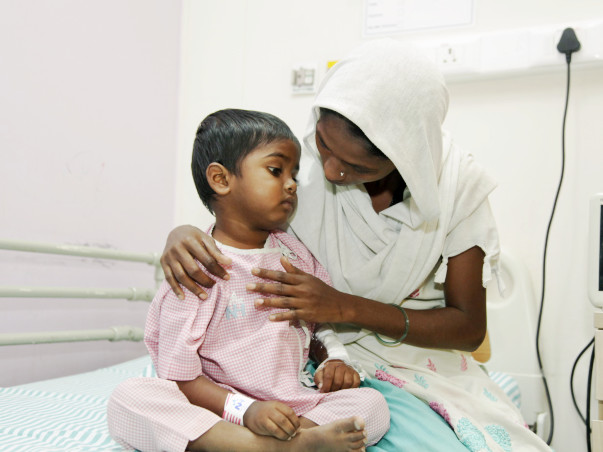 This Single Mother Is Struggling To Save Her Child From Cancer