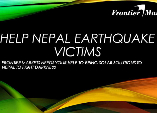 I am fundraising to help Nepal Eartrhquake Victims