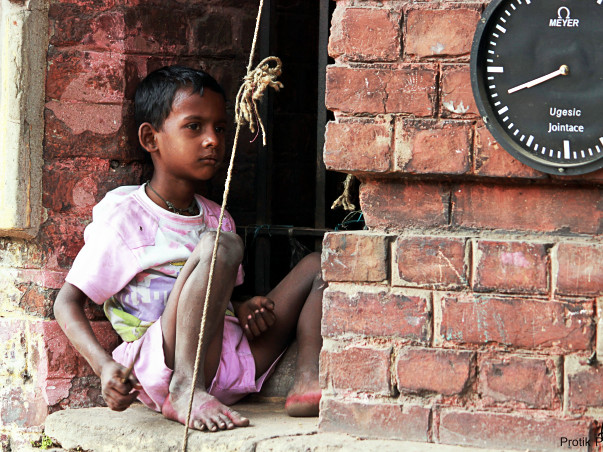 Support Protik to educate and feed under privileged childrens.
