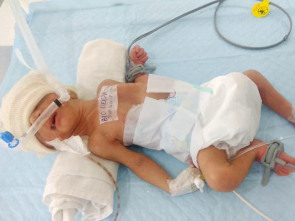 Manoj's 14-Day-Old Son Needs Your Support To Live