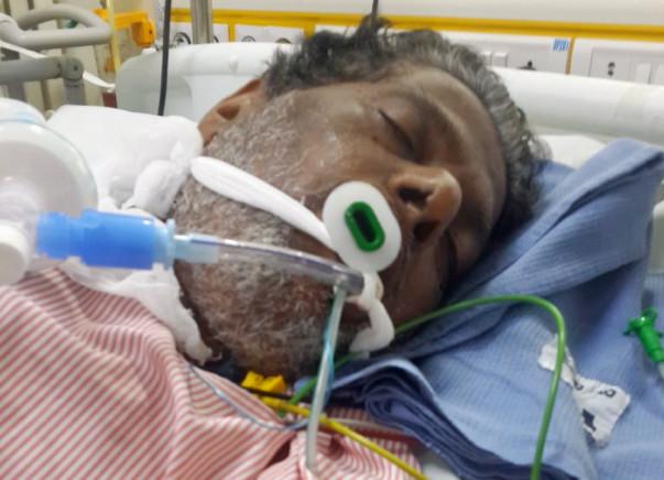 Help Balakrishna To Regain Conscious And Fight Acute Liver Failure