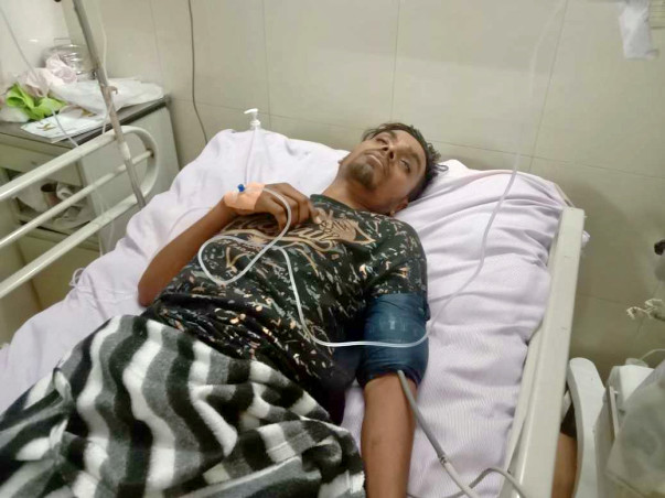 Support Amit Recover From Kidney Failure and Liver Failure