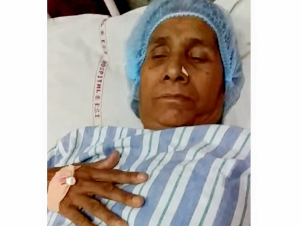 Help My Mother For Treatment Of Cancer....