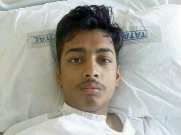 Help 16-years-old Rahul Fight Cancer