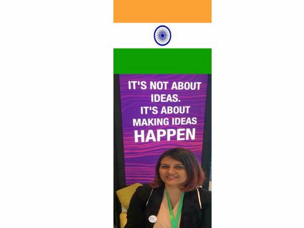 Help Priya Attend World Youth Conference 2019