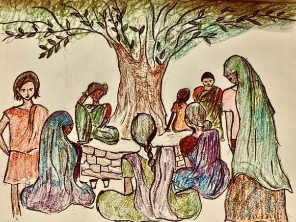 Help Mahila Katte / Auraton Ke Majlis