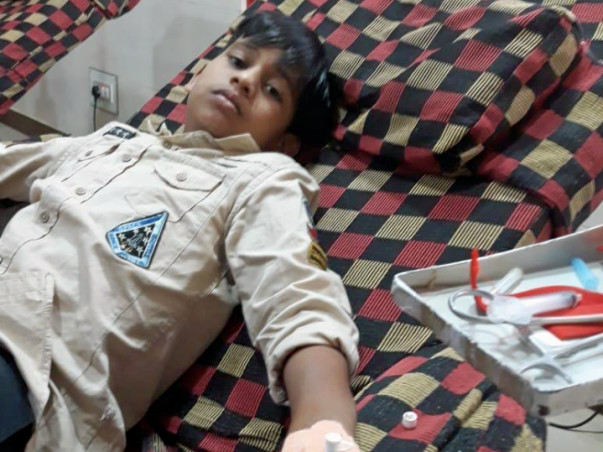 Support Sujith Fight A Rare Disease - Auto-Immuno Encephalitis