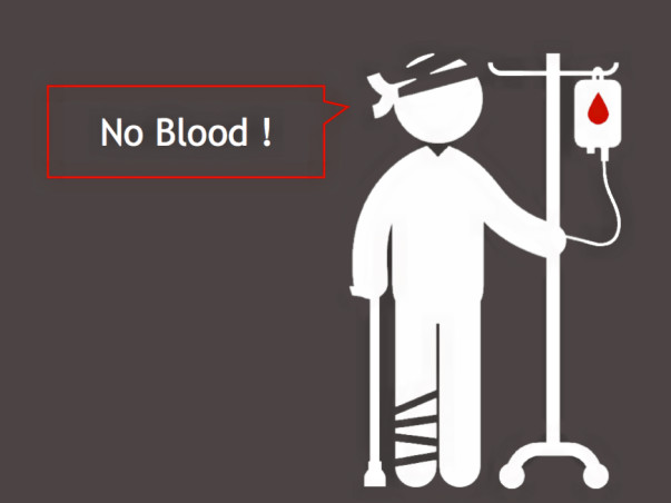 An Effort To Eliminate Blood Shortage In India