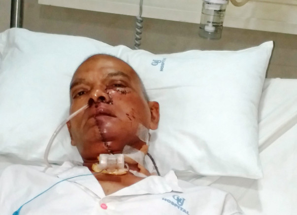 HELP MY FATHER TO FIGHT CANCER PLEASE