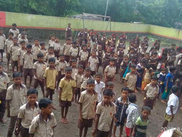Gift Children Of Zilla Parishad School To Unlock Their Talents